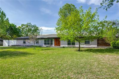 Single Family Home For Sale: 5843 Preston Haven Drive
