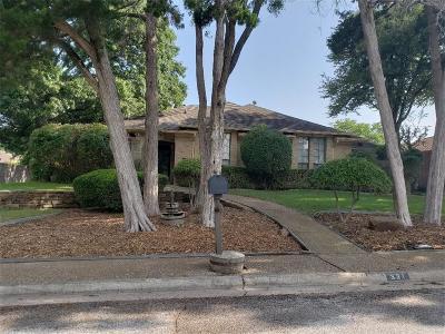 Duncanville Single Family Home Active Option Contract: 331 Meadowlark Lane