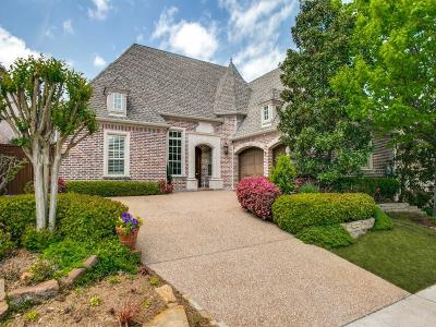 Allen TX Single Family Home For Sale: $499,900