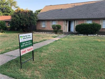 Dallas Single Family Home For Sale: 646 Cove Hollow Drive