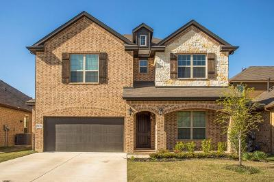 Single Family Home For Sale: 5125 Dominica Lane