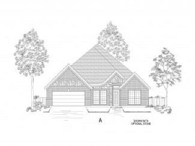 Denton Single Family Home For Sale: 3110 Dawn Oaks Drive