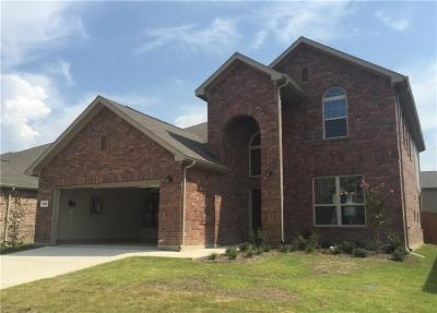 Prosper  Residential Lease For Lease: 16216 Stillhouse Hollow Court