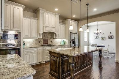 Flower Mound Single Family Home For Sale: 4417 Villa Drive