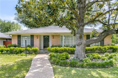 Single Family Home For Sale: 6804 Ravendale Lane