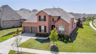Oak Point Single Family Home For Sale: 3617 Tioga Trail Trail