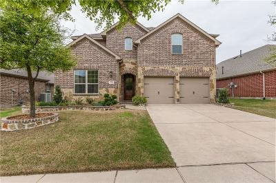 Melissa Single Family Home Active Option Contract: 2300 Patriot