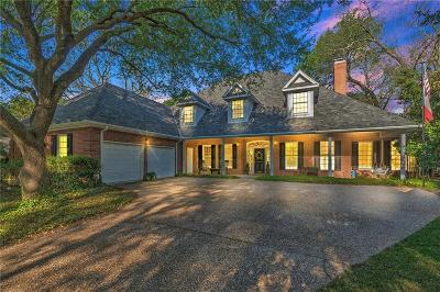 Mckinney Single Family Home Active Option Contract: 2902 Green Tree