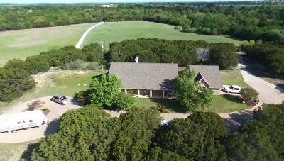 Granbury Single Family Home For Sale: 5637 Weatherford Highway