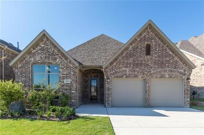 Flower Mound Single Family Home For Sale: 5151 High Ridge Trail