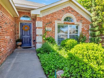 Waxahachie Single Family Home Active Contingent: 121 Buckskin Drive