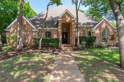 Keller Single Family Home Active Option Contract: 1115 Stratford Place