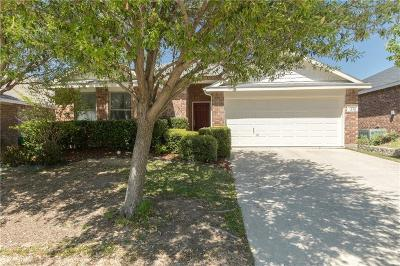 McKinney Single Family Home Active Option Contract: 1212 Charlotte Drive