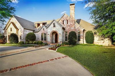 Prosper Single Family Home For Sale: 1350 Tanglewood Court