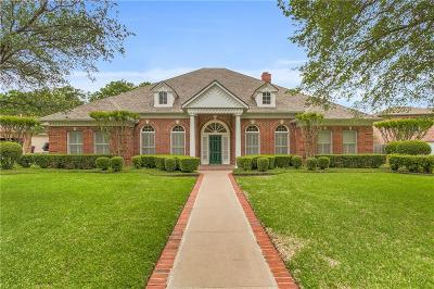 Cleburne Single Family Home For Sale: 1006 Hemphill Drive