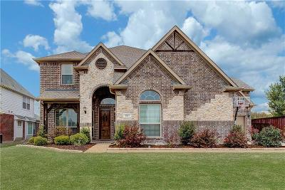 Prosper Single Family Home For Sale: 181 Chapel Hill Drive
