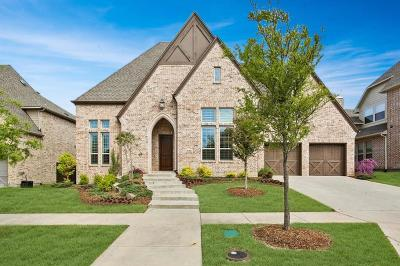 Frisco Single Family Home For Sale: 7700 Arches Lane
