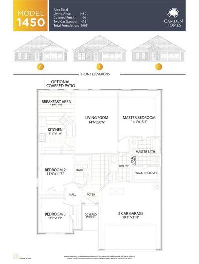 Tarrant County Single Family Home For Sale: 2357 Old Leonard Street