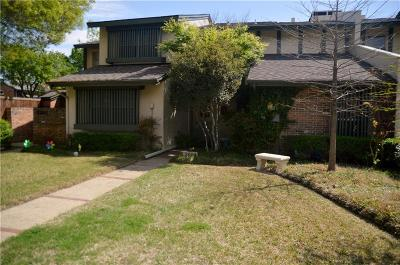 Garland Townhouse Active Option Contract: 2004 Court Place