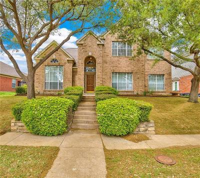Carrollton Single Family Home For Sale: 1313 Bentley Drive