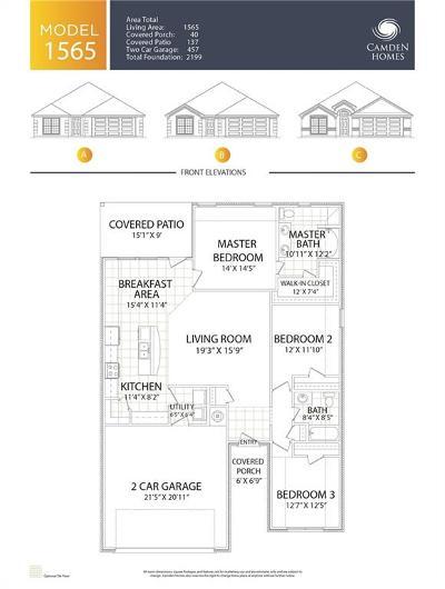 Tarrant County Single Family Home For Sale: 2212 Old Leonard Street