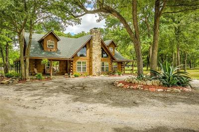 Cleburne Single Family Home For Sale: 4101 County Road 1022