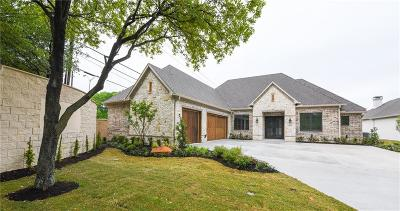 Single Family Home For Sale: 6913 Valley View Lane