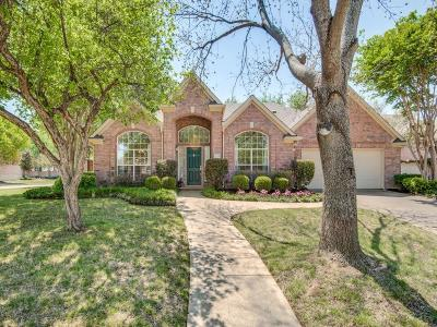 Flower Mound Single Family Home Active Option Contract: 4513 Skyline Drive