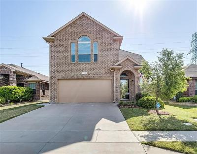 Fort Worth Single Family Home For Sale: 5200 Austin Ridge Drive