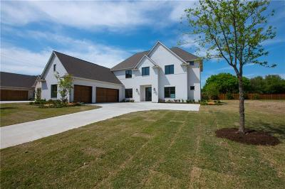 Single Family Home For Sale: 6917 Valley View Lane