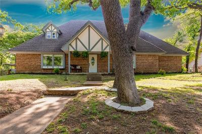Hurst, Euless, Bedford Single Family Home Active Option Contract: 18 Devonshire Drive