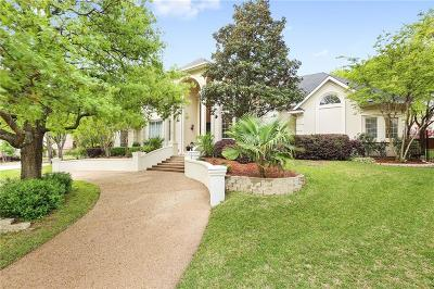 Southlake, Westlake, Trophy Club Single Family Home For Sale: 1000 Ashlawn Drive
