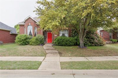 Lewisville Single Family Home For Sale: 1193 Pleasant Oaks Drive