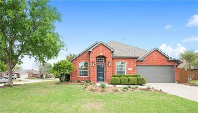 Frisco Single Family Home Active Option Contract: 11994 Brin Drive