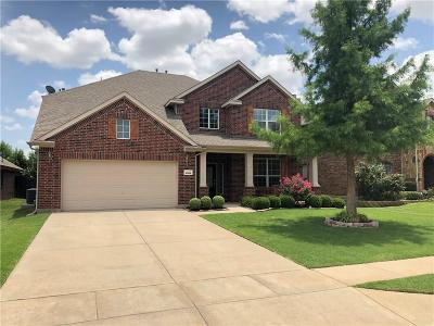 Fort Worth Single Family Home For Sale: 4300 Elmgreen Drive