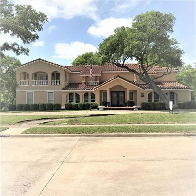 Garland Single Family Home For Sale: 3401 Ridgedale Drive