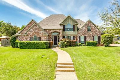 Cleburne Single Family Home For Sale: 1102 Canton Road