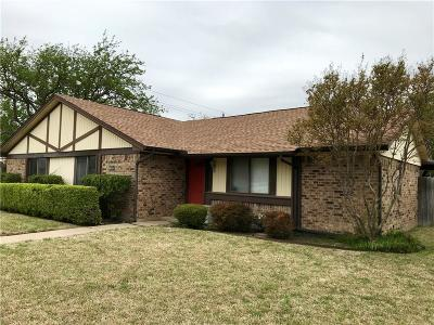 Richardson Single Family Home For Sale: 1801 Rainbow Drive