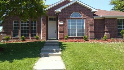 Mesquite Single Family Home For Sale: 2733 Crooked Creek