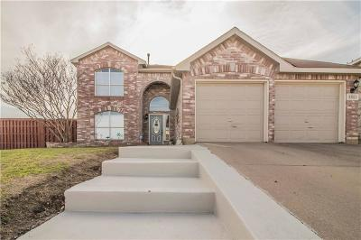Fort Worth Single Family Home For Sale: 6001 Bridal Trail