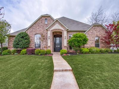 North Richland Hills Single Family Home Active Option Contract: 8213 Thornwood Drive