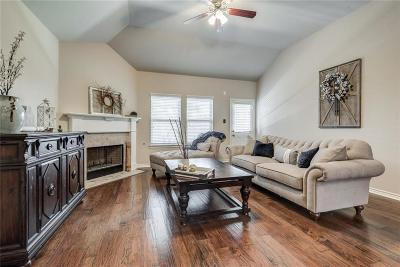 Fort Worth Single Family Home For Sale: 3801 Weatherstone Drive