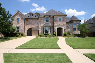 Frisco Single Family Home Active Contingent: 2208 Talbot Drive
