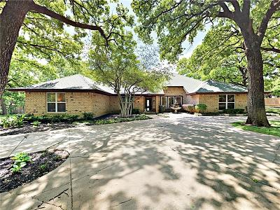 Arlington Single Family Home For Sale: 3318 Calender Road