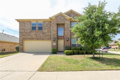 Little Elm Single Family Home For Sale: 1204 Meadowlark Drive