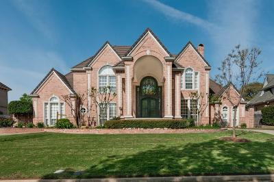 Colleyville Single Family Home For Sale: 4600 Westbury Drive