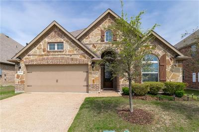 Lewisville Single Family Home Active Option Contract: 2285 Prairie Glen Street