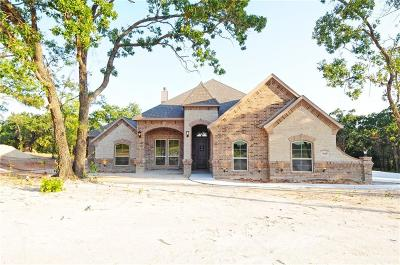 Springtown Single Family Home For Sale: 2619 Je Woody Road