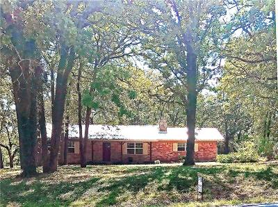 Azle Residential Lease For Lease: 7725 Portwood Road