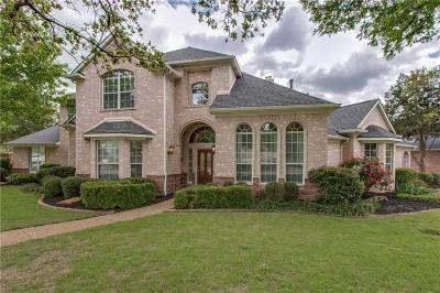 Flower Mound Single Family Home Active Option Contract: 4708 Whitney Lane